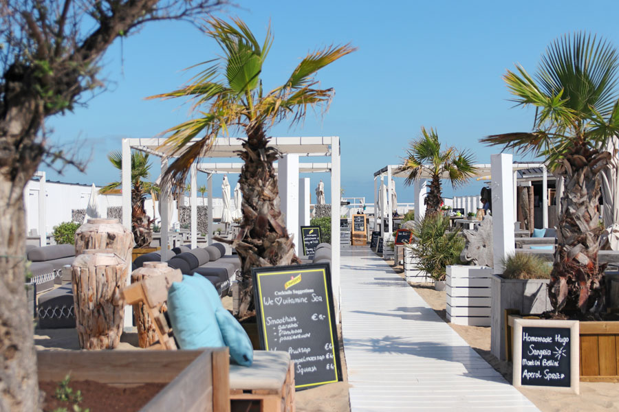 Yssi's Beach Bar Knokke